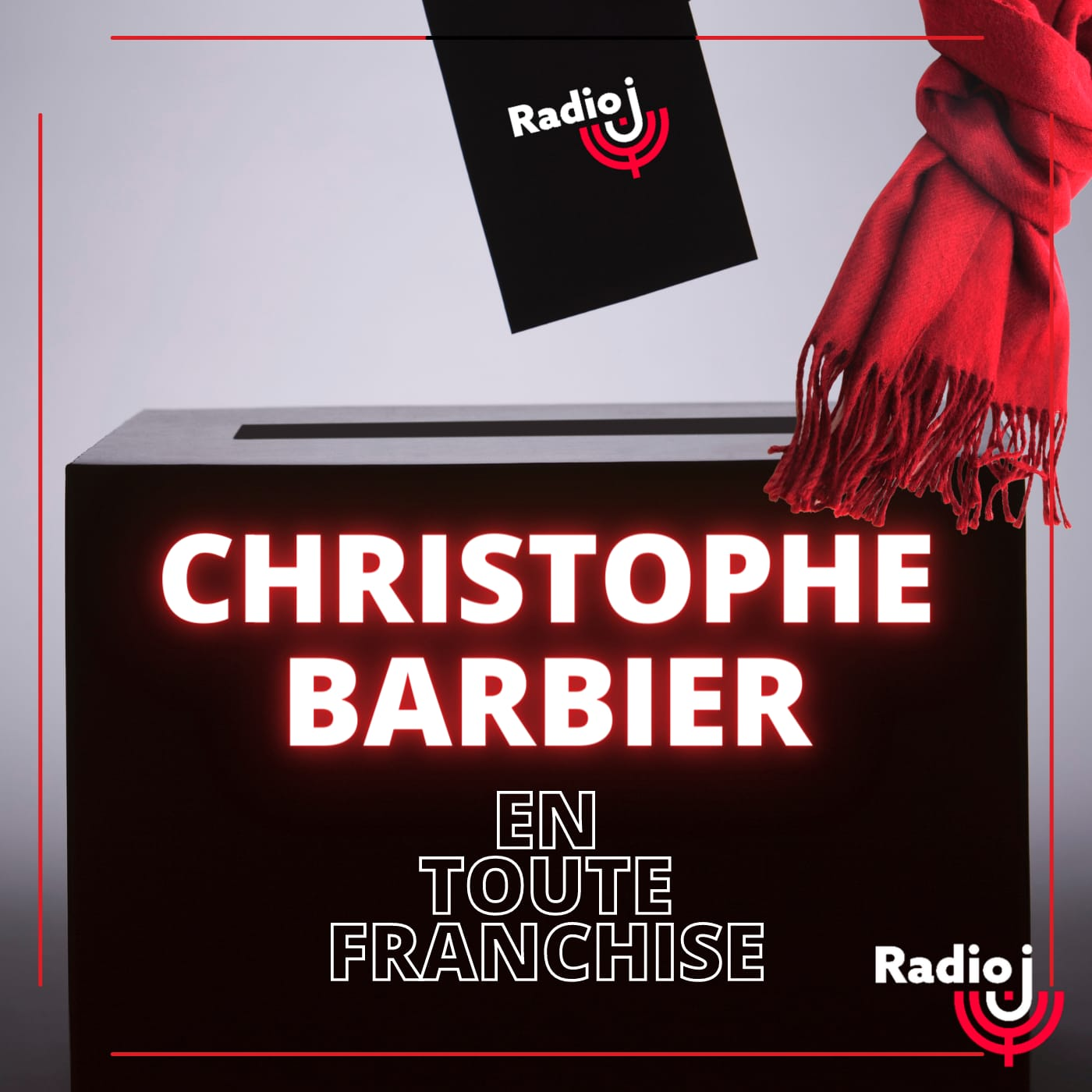 En toute franchise Christophe Barbier