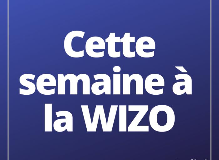 Cette semaine à la WIZO