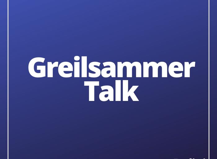 Greilsammer Talk