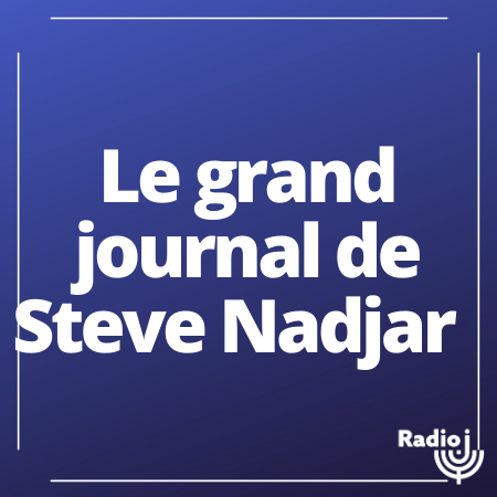 Le grand journal de Steve Nadjar