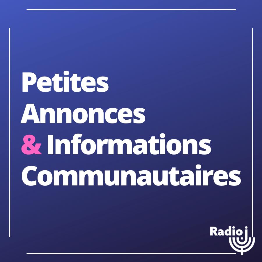 Petites Annonces et Informations Communautaires