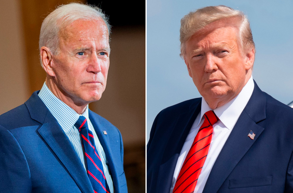 Donald Trump et Joe Biden répondront aux questions d'électeurs mais chacun sur une chaîne différente – Radio J